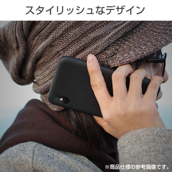 iphone8 ケース 極薄 iphonex iphone7 ケース アイフォン8 極薄 iPhoneケース MYNUS エラストマー素材使用|keitai|05