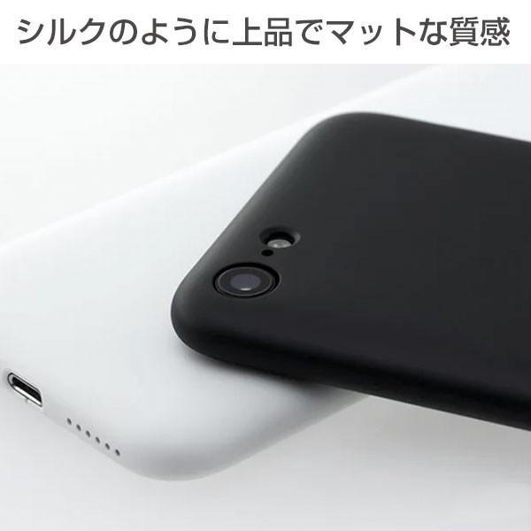 iphone8 ケース 極薄 iphonex iphone7 ケース アイフォン8 極薄 iPhoneケース MYNUS エラストマー素材使用|keitai|07