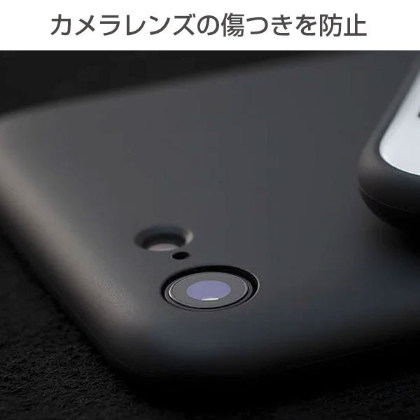 iphone8 ケース 極薄 iphonex iphone7 ケース アイフォン8 極薄 iPhoneケース MYNUS エラストマー素材使用|keitai|08