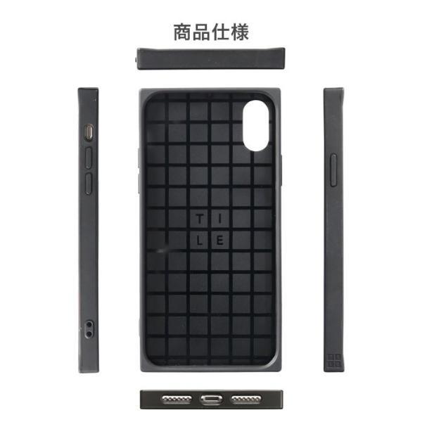 マーベル MARVEL スマホケース iPhoneXS  iPhoneX ケース iPhoneケース マーベル グッズ ロゴ TILE スクエア グリッター|keitai|10