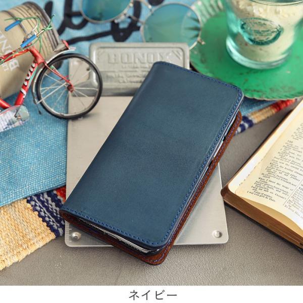 アイフォン8 iphone8 ケース 手帳 横 メンズ 栃木レザー 革 皮  iPhone7 アイフォン7 ケース 手帳型 iPhone6s ケース 本革 アイホン6s ケース カバー|keitai|06