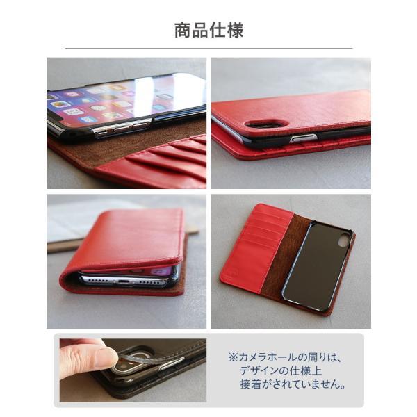 アイフォン8 iphone8 ケース 手帳 横 メンズ 栃木レザー 革 皮  iPhone7 アイフォン7 ケース 手帳型 iPhone6s ケース 本革 アイホン6s ケース カバー|keitai|09