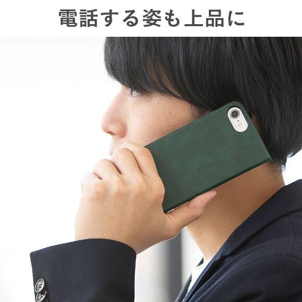 iphone8 ケース アイフォン8 ケース 手帳 横 メンズ PUレザー iphone7 アイホン7 ケース ダイアリーケース ブランド カバー おしゃれ iphone6s iphone6 keitai 07