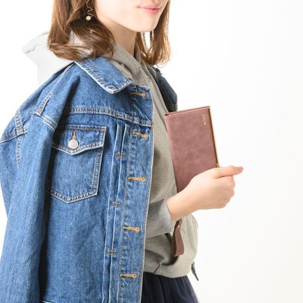 iphone8 手帳 ケース iphone7 手帳型 ケース 可愛い salisty サリスティ Q スエードスタイル ダイアリーケース keitai 13