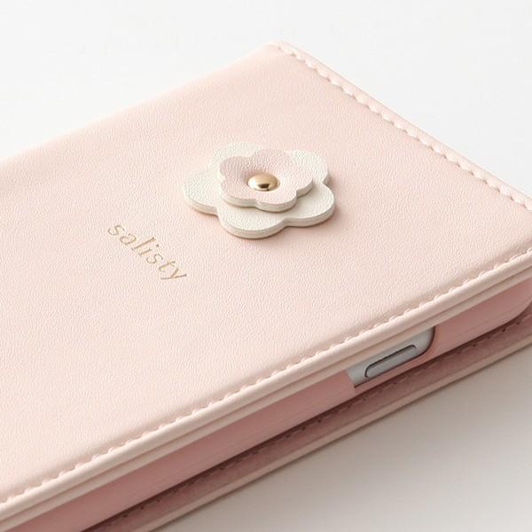iphone8 手帳 ケース iphone7 手帳型 ケース 花柄 フラワー 可愛い salisty サリスティ P フラワースタッズ ダイアリーケース|keitai|10
