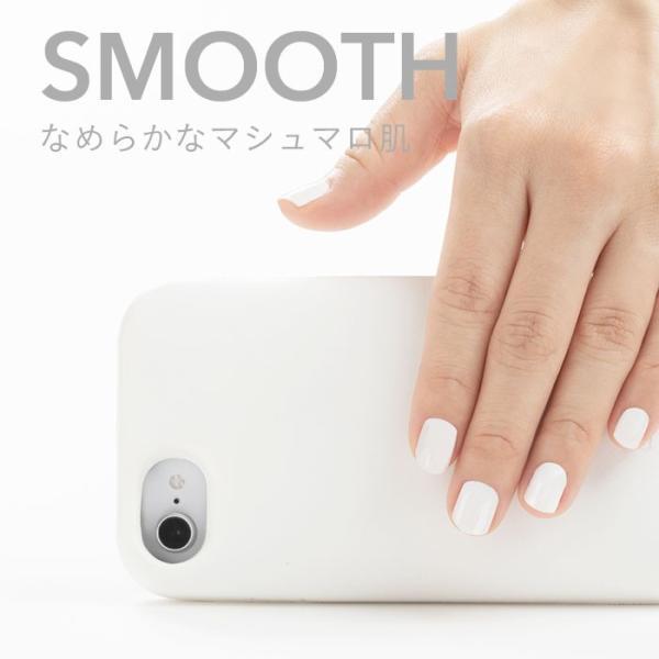 iphone8 iphone7 ケース スマホケース スマホカバー かわいい おしゃれ iphone6s iphone6 ケース マシュマロ ソフトケース|keitai|08