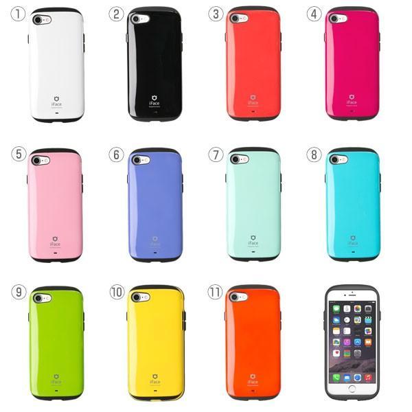iface アイフェイス iphone8 iphone7 アイホン8 アイフォン7 ケース 耐衝撃 ブランド iFace Sensation 正規品 ハードケース カバー 軽い スリム|keitai|02