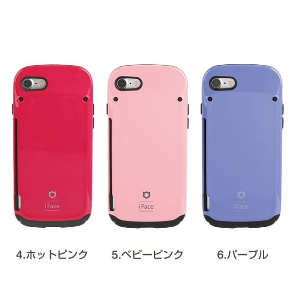 スマホケース iFace アイフェイス iphone7 iPhone8 ケース アイホン8 アイフォン7 ケース カード収納  カバー|keitai|03