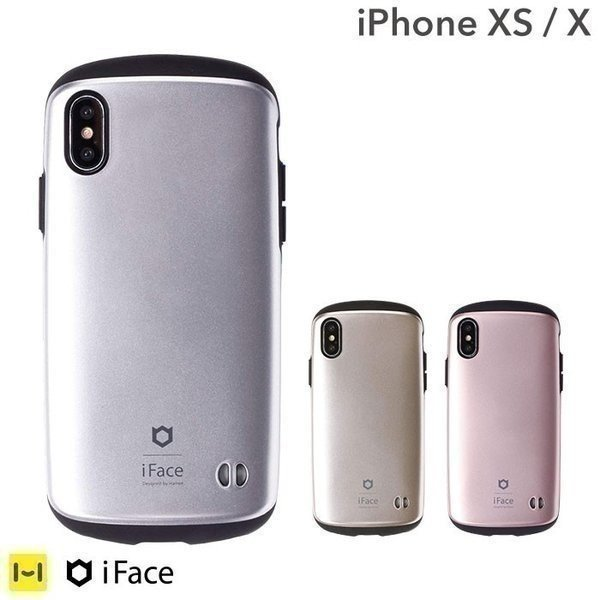 スマホケース iface アイフェイス iphonex iphonexs ケース アイフォンx アイホンx ケース メタリック メタル カラー iFace Sensation Metallicケース keitai