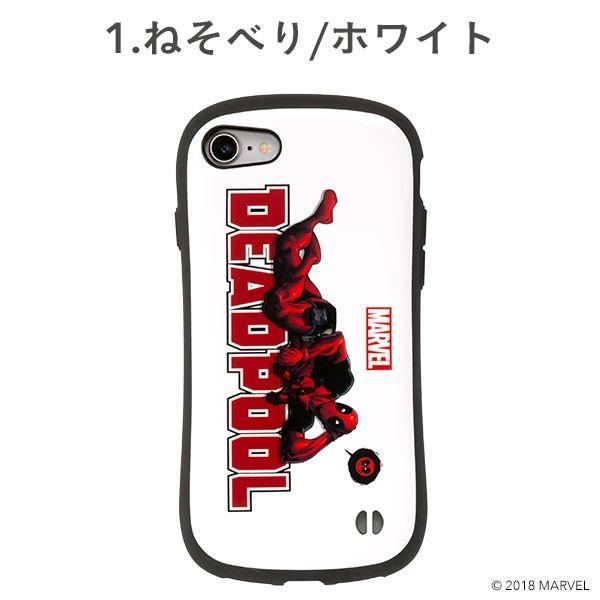 スマホケース iPhone8 ケース MARVEL マーベル iphone7 ケース デッドプール アイフェイス iFace First Classケース|keitai|02