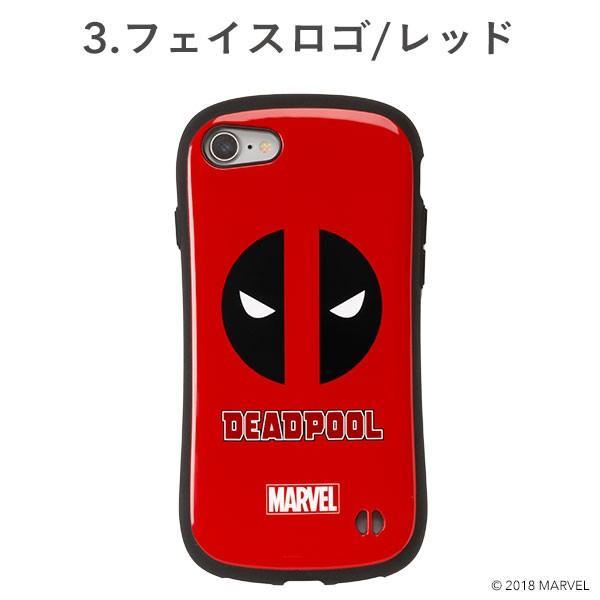 スマホケース iPhone8 ケース MARVEL マーベル iphone7 ケース デッドプール アイフェイス iFace First Classケース|keitai|04