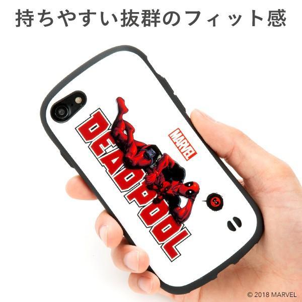 スマホケース iPhone8 ケース MARVEL マーベル iphone7 ケース デッドプール アイフェイス iFace First Classケース|keitai|06