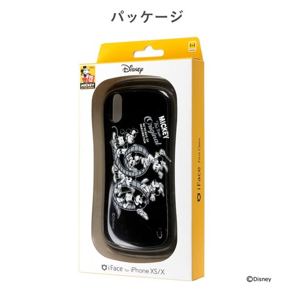 iphone xs iphone x ケース ディズニー iFace アイフェイス ミッキーマウス 90周年記念 スマホケース First Class keitai 10