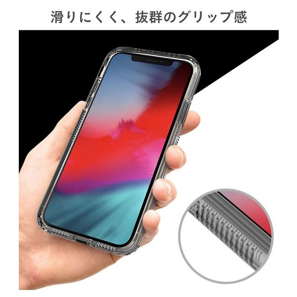 iphone xr ケース 耐衝撃 透明 iphone xs iphone x ケース クリア iphone xs max アイフォンテンアール スマホケース PATCHWORKS ケース|keitai|08