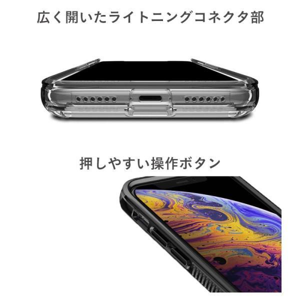 iphone xr ケース 耐衝撃 透明 iphone xs iphone x ケース クリア iphone xs max アイフォンテンアール スマホケース PATCHWORKS ケース|keitai|10