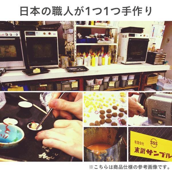 (各種スマートフォン対応)食品サンプルスタンド(濃い〜抹茶のパンケーキ)|keitai|05