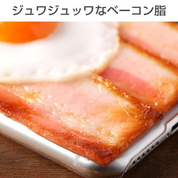iphone8 ケース ベーコンエッグ iphone7 ケース 食品サンプル カバー|keitai|05