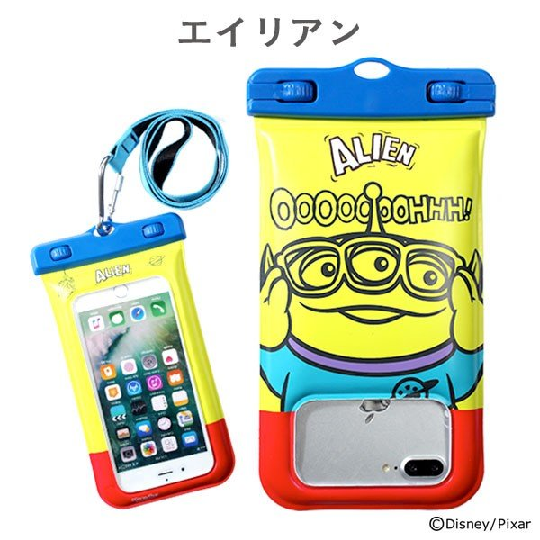 iphone スマホ 防水ケース ディズニー 浮く かわいい iphone7 DIVAID フローティング 防水 ケース xperia xzs アイフォン7 アイホン7 ポーチ|keitai|02
