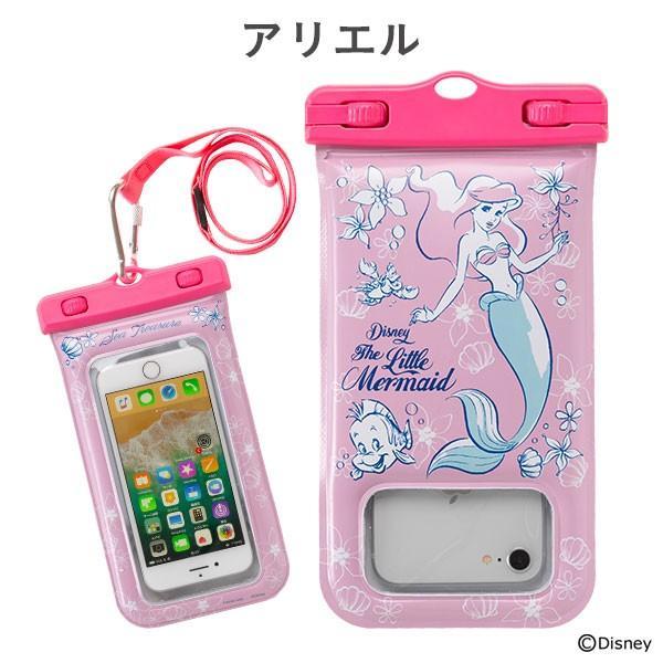 iphone スマホ 防水ケース ディズニー 浮く かわいい iphone7 DIVAID フローティング 防水 ケース xperia xzs アイフォン7 アイホン7 ポーチ|keitai|04