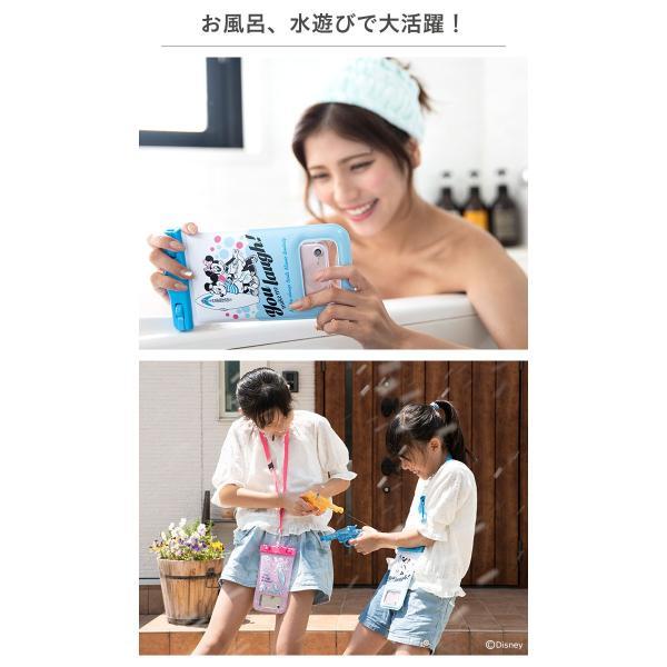 iphone スマホ 防水ケース ディズニー 浮く かわいい iphone7 DIVAID フローティング 防水 ケース xperia xzs アイフォン7 アイホン7 ポーチ|keitai|10