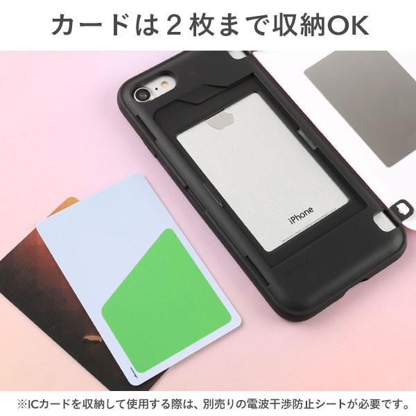 1e3d3f75d3 ... iPhone XS/X/XR iphone8 iphone7 ケース カード収納型 ミラー付き 便利 高 ...