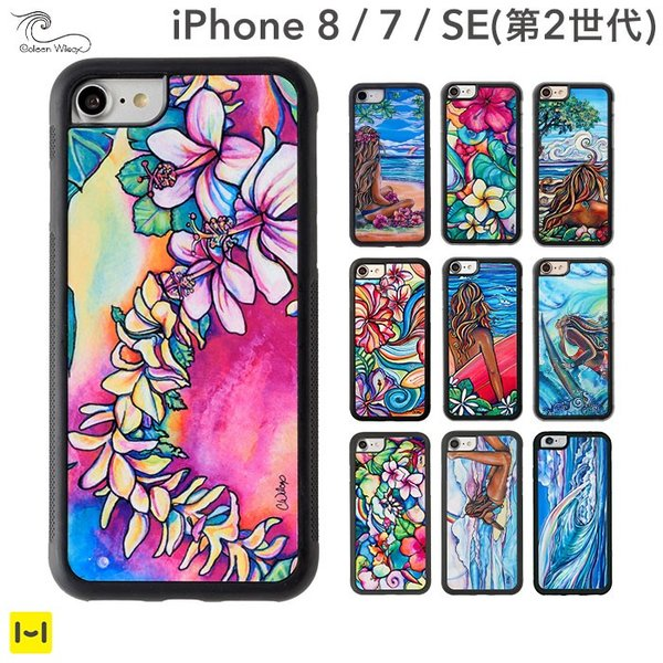 (iPhone 8 / 7専用)Colleen Wilcox iPhoneケース|keitai