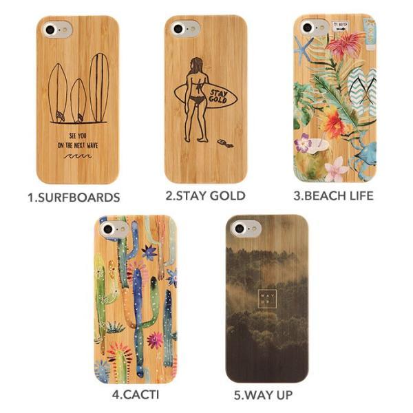 iPhone 8 7 6s 6 ケース おしゃれ アイフォン8 7 6s 6 ケース kibaco BAMBOO RUBBER CASE|keitai|02
