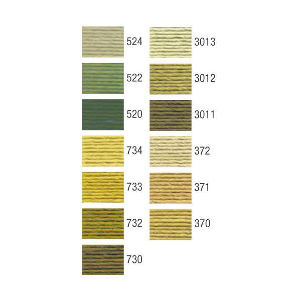 DMC 25番糸 色12-b (品番117#25) 刺しゅう糸 【KY】【MI】