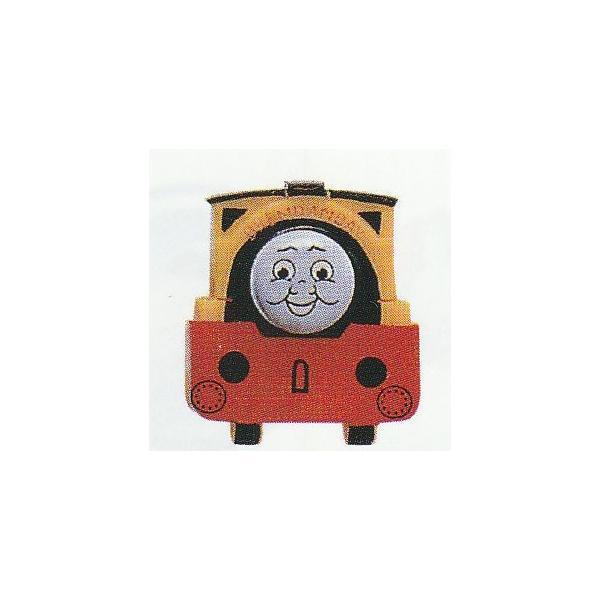 トーマス ボタン ビル&ベン TM9 稲垣服飾 【KN】 2個付 きかんしゃトーマス レリーフボタン