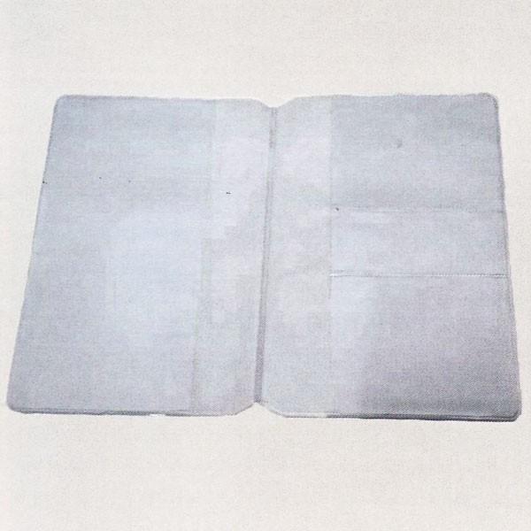 手帳口金用 クリアポケット KGCP-1  SO 【KY】 PVC カードケース 通帳ケース お薬手帳ケース パスポートケース
