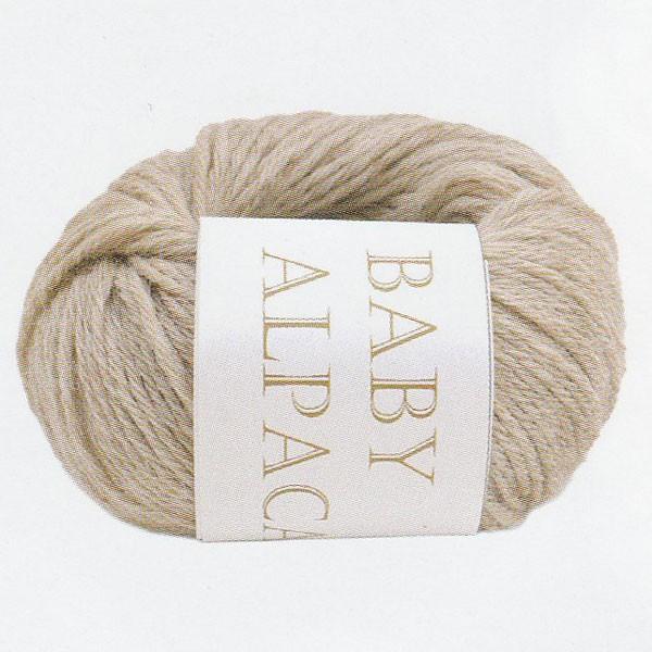 在庫限り ベビーアルパカ 内藤商事 4E 【KN】 BABY ALPACA 毛糸 編み物 アルパカ 高級獣毛糸 2007