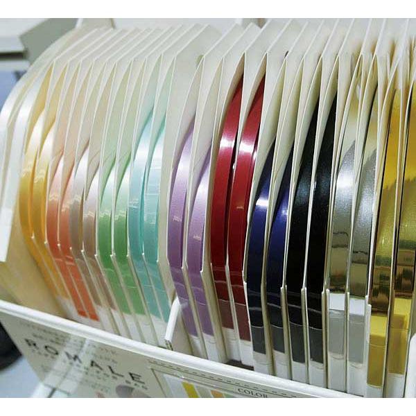 ロマーレ ROMALE ハマナカ 【KY】 サマーヤーン 春夏 編み物 手芸糸 テープヤーン