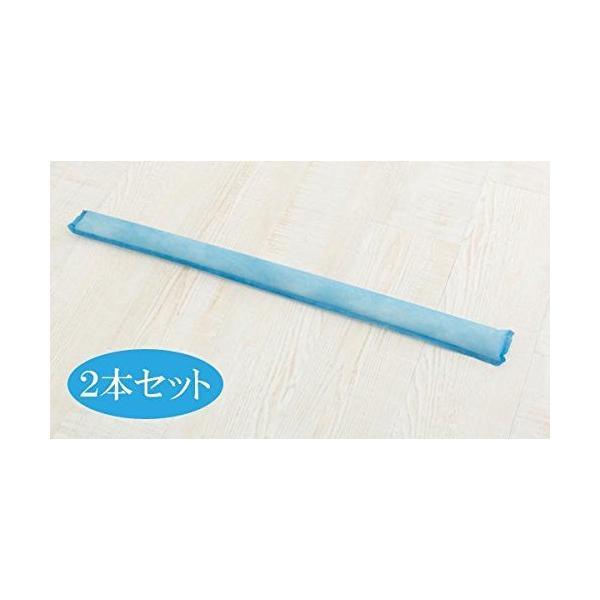 隙間風と結露を防ぐシリカゲルクッション 90cm 2本セット|keiya4257|04
