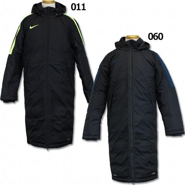 STORM FIT ミッドフィルロングジャケット 【NIKE|ナイキ】サッカーフットサル防寒ウェアー709740