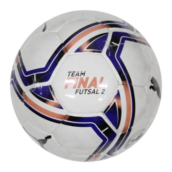 チームファイナル21 フットサルトレーニングボール SC プーマホワイト 【PUMA|プーマ】フットサルボール4号球083434-01-4|kemarifast|02