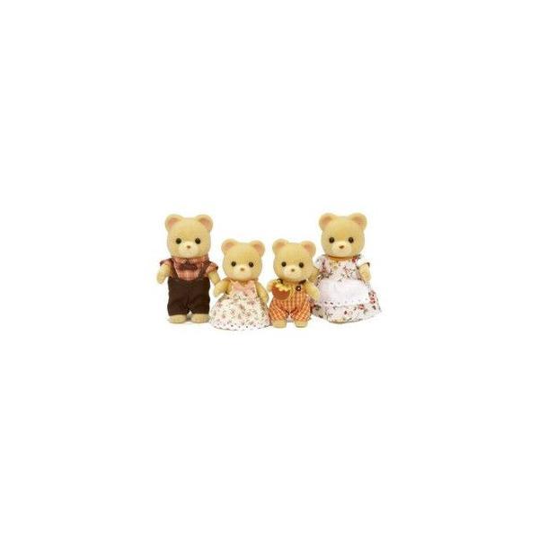 クマファミリー FS-04 新品シルバニアファミリー    人形  ドール