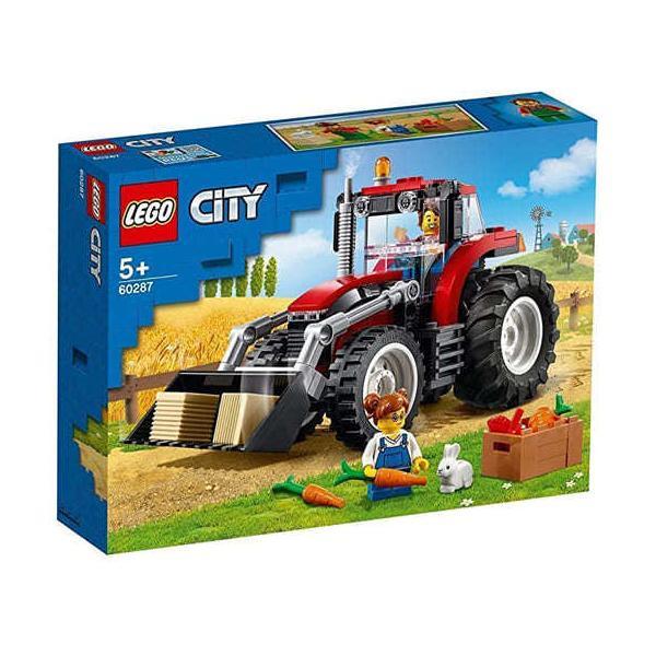 トラクター60287新品レゴシティLEGO知育玩具(弊社ステッカー付)