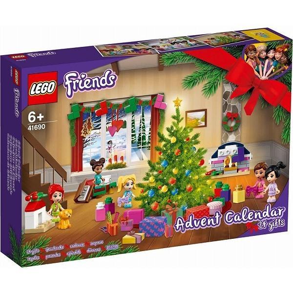 レゴ(R)フレンズ アドベントカレンダー 41690 新品レゴ フレンズ   LEGO Friends 知育玩具