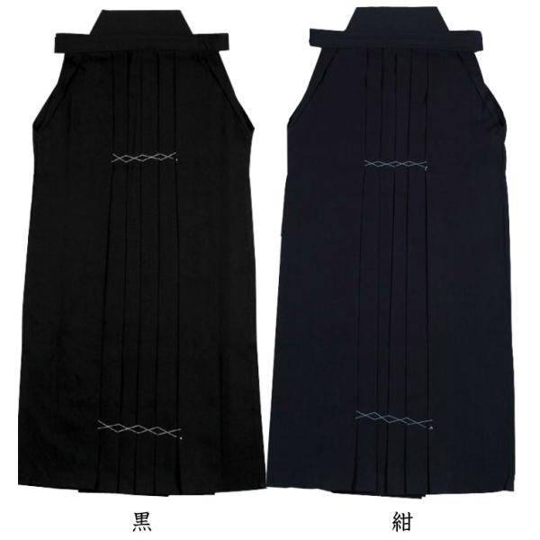 剣道 袴 高級 内ヒダ縫製 テトロン袴 [剣道袴 剣道 袴]|kendo-ryohinkan|06