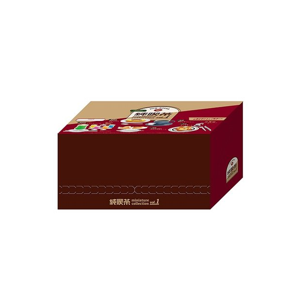 【12個入りBOX】純喫茶 ミニチュアコレクション【ケンエレファント公式】|kenelephant|08