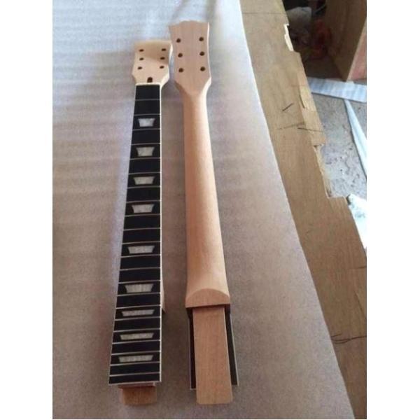 ギターギブソンタイプ交換用ネック破損修理用エレキギター修理