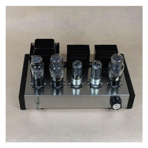真空管 アンプ キット 高品質 本格音 6p3p + 6n8p + 5z4p 完成品 kenji1980-store