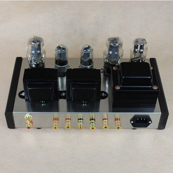 真空管 アンプ キット 高品質 本格音 6p3p + 6n8p + 5z4p 完成品 kenji1980-store 02