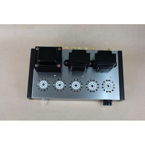 真空管 アンプ キット 高品質 本格音 6p3p + 6n8p + 5z4p 完成品 kenji1980-store 03