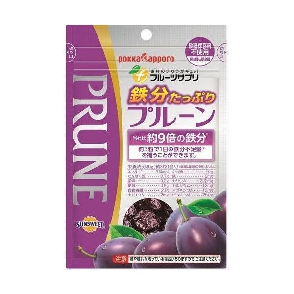 フルーツサプリ 鉄分たっぷりプルーン 70g