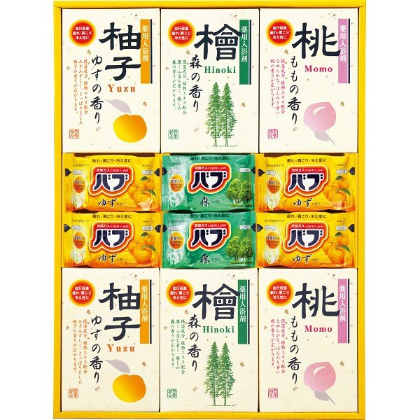15%割引 四季折々 薬用入浴剤セット (SB-30)|kenjya-gift