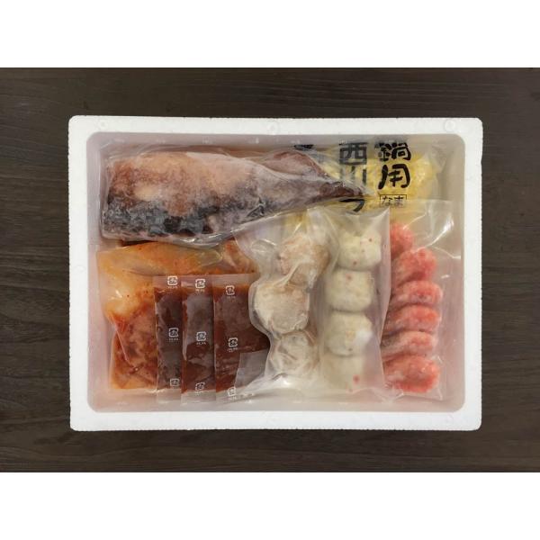 送料無料 北海道 海鮮キムチ鍋(0080192)(メーカー直送品・冷凍便)**(ギフト・プレゼント・ご自宅用におすすめ)