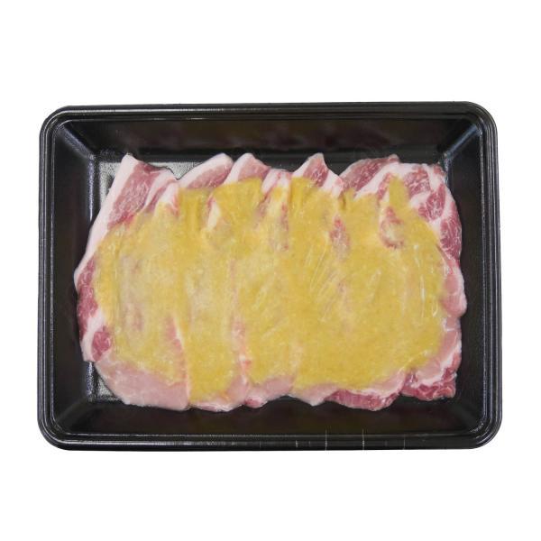 送料無料 長野県産SPF豚ロース味噌漬け(480g(80g×6))(3950083)(メーカー直送品・冷凍便)**(ギフト・プレゼントにおすすめ)