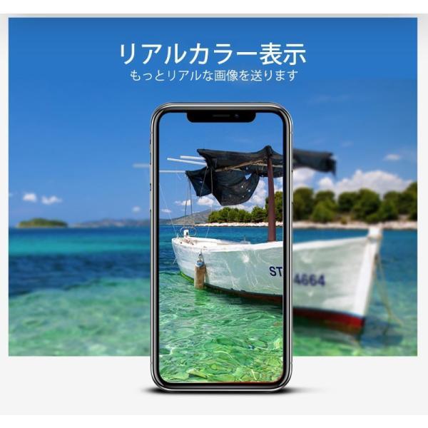 200円offクーポン ランキング1位常連 for iPhoneX for iPhone Xs XR XsMax スマホ 強化ガラスフィルム 9H硬度 0.26mm 液晶保護|kenkenanto|08