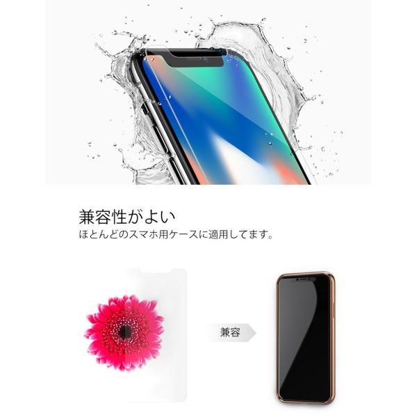 200円offクーポン ランキング1位常連 for iPhoneX for iPhone Xs XR XsMax スマホ 強化ガラスフィルム 9H硬度 0.26mm 液晶保護|kenkenanto|10